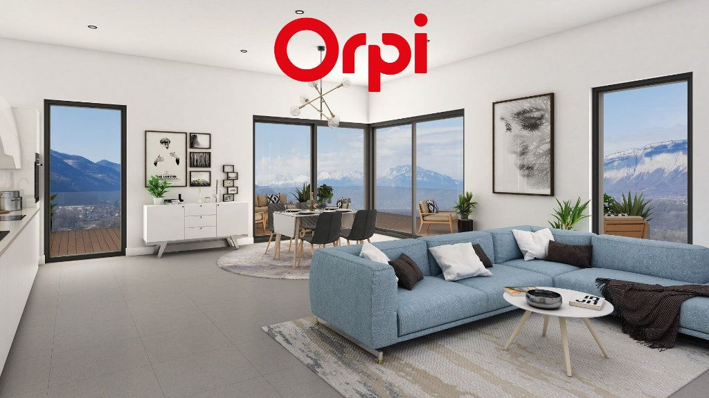 Appartement à vendre 4 89.97m2 à Villard-Bonnot vignette-6