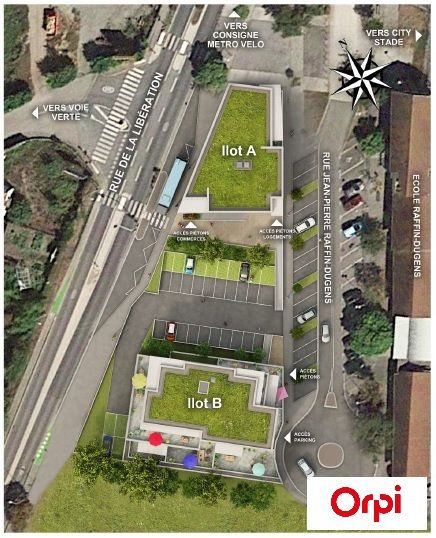 Appartement à vendre 3 68.45m2 à Murianette vignette-3