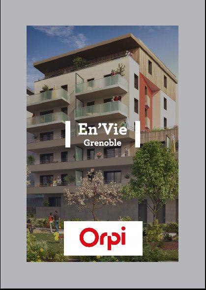 Appartement à vendre 3 60.3m2 à Grenoble vignette-1