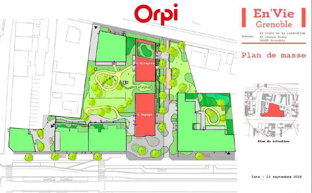 Appartement à vendre 3 60.3m2 à Grenoble vignette-4