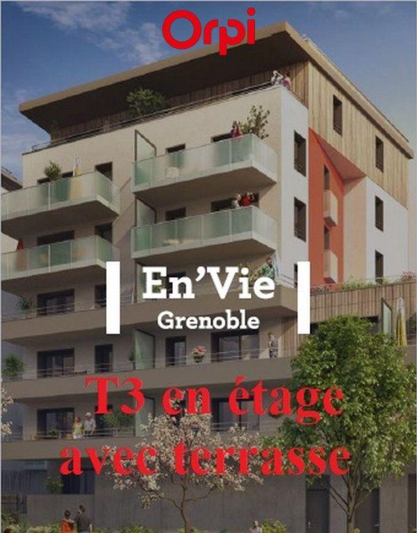 Appartement à vendre 3 59.92m2 à Grenoble vignette-1
