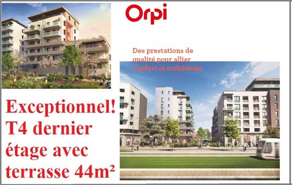 Appartement à vendre 4 64.69m2 à Grenoble vignette-1