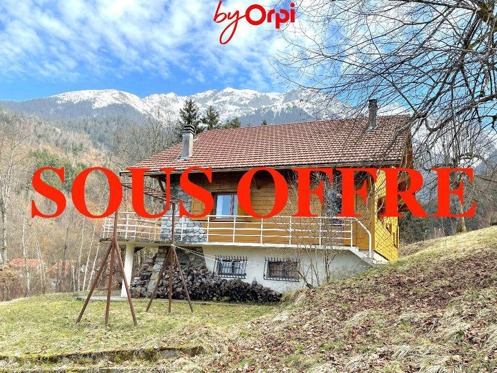 Maison à vendre 6 132.73m2 à Saint-Mury-Monteymond vignette-1