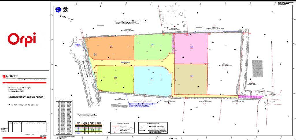 Terrain à vendre 0 783m2 à Saint-Ismier vignette-4