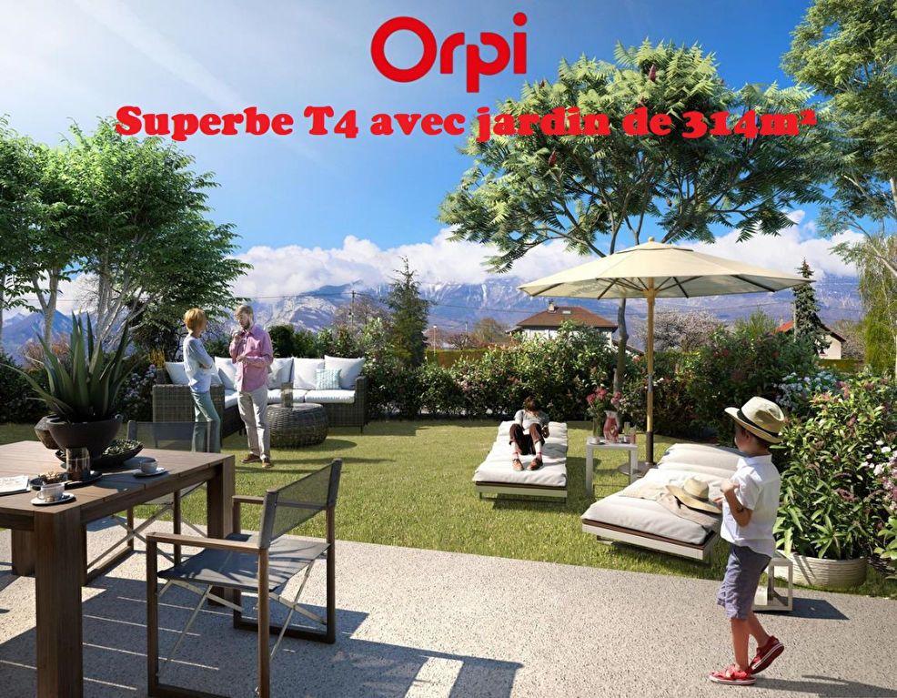 Appartement à vendre 4 89.15m2 à Champagnier vignette-1