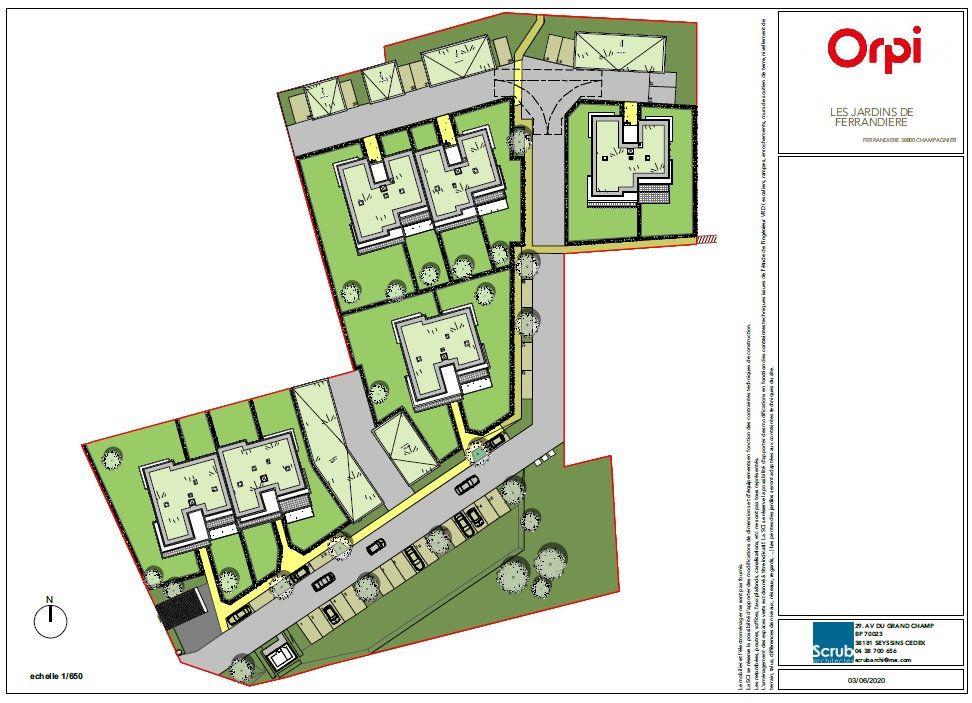 Appartement à vendre 4 89.15m2 à Champagnier vignette-5