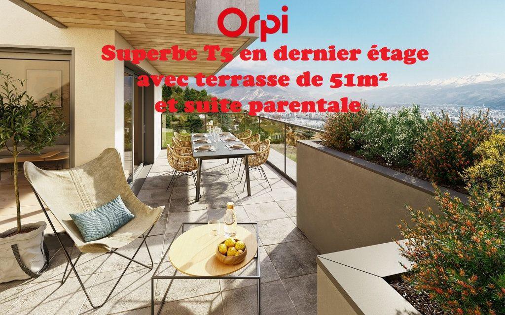 Appartement à vendre 5 107.55m2 à Seyssins vignette-1