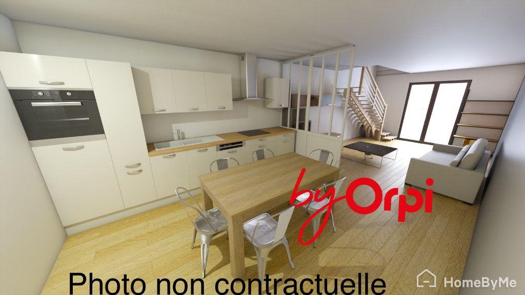 Maison à vendre 3 110m2 à Saint-Pierre-d'Allevard vignette-1