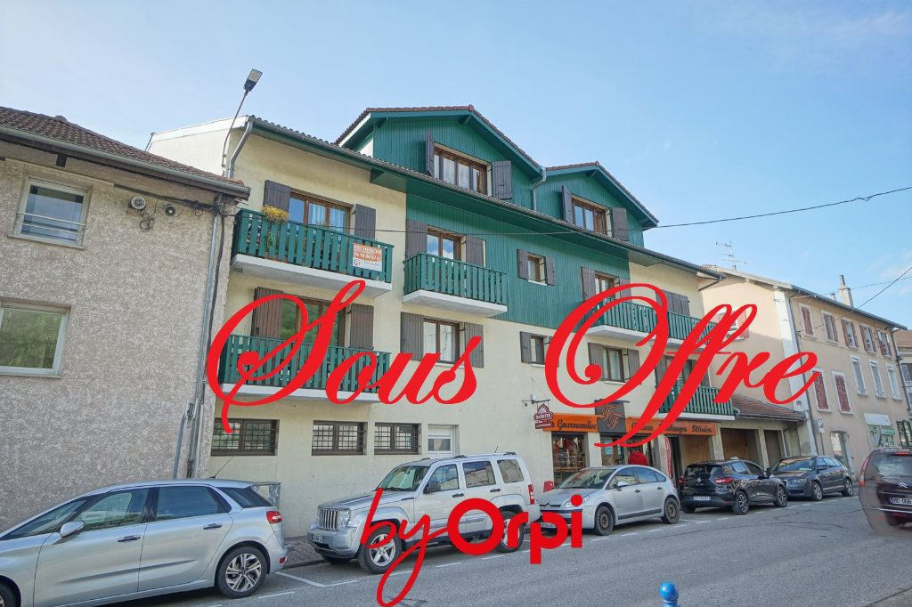 Appartement à vendre 3 135m2 à Villard-Bonnot vignette-1