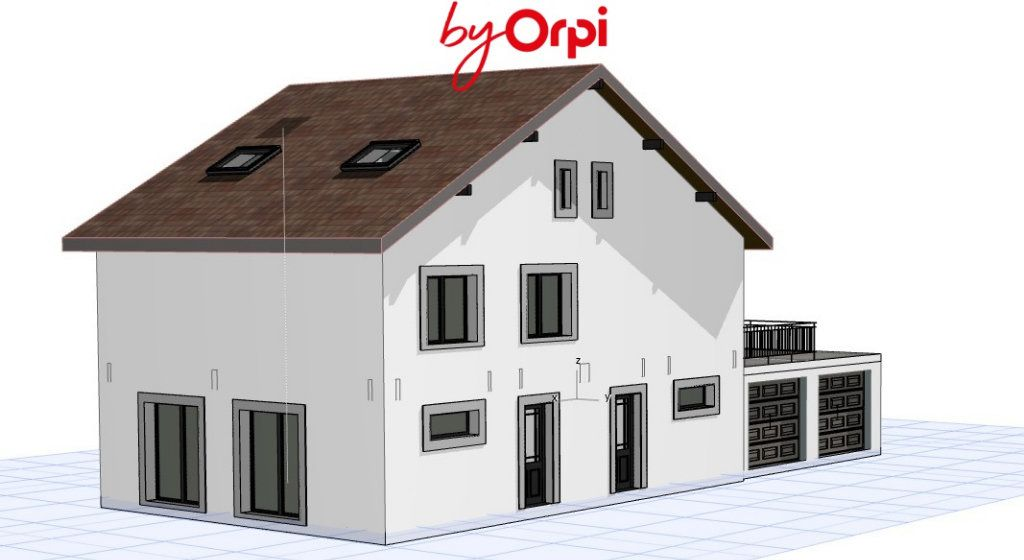 Maison à vendre 10 230m2 à Le Versoud vignette-1