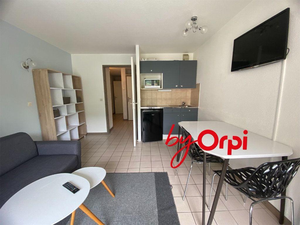 Appartement à vendre 2 28.72m2 à Allevard vignette-2