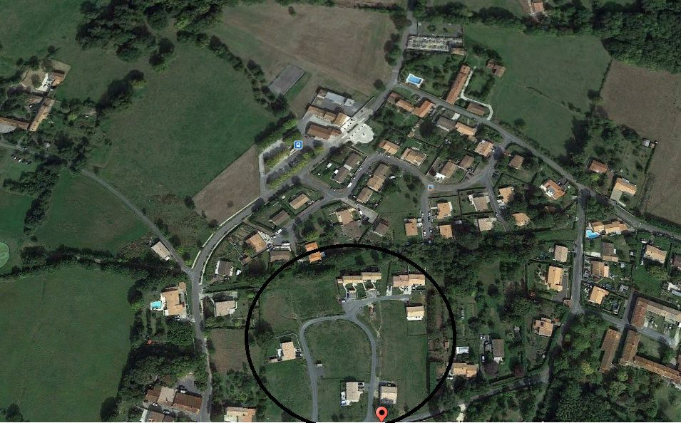 Terrain à vendre 0 600m2 à Moragne vignette-2