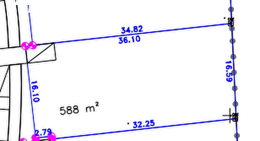 Terrain à vendre 0 588m2 à Moragne vignette-2