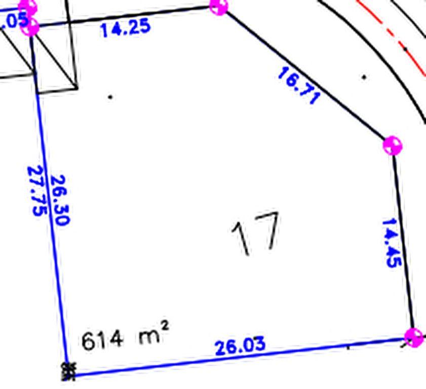 Terrain à vendre 0 615m2 à Moragne vignette-5