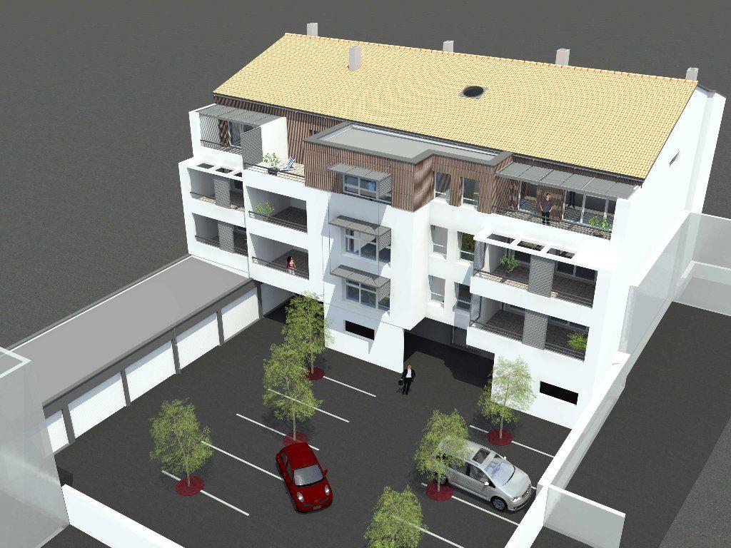Appartement à vendre 2 45.68m2 à Rochefort vignette-2