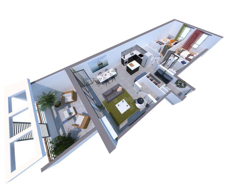 Appartement à vendre 3 84.42m2 à Rochefort vignette-3