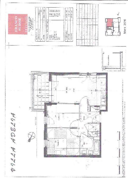 Appartement à louer 3 56.26m2 à Cruseilles vignette-6