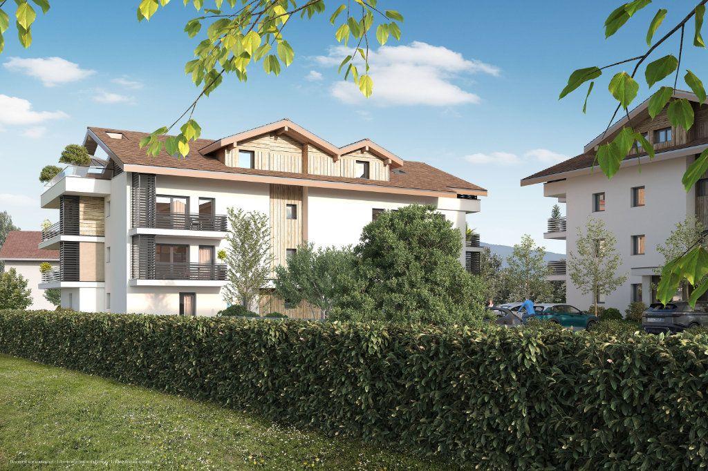 Appartement à vendre 3 65m2 à Feigères vignette-2