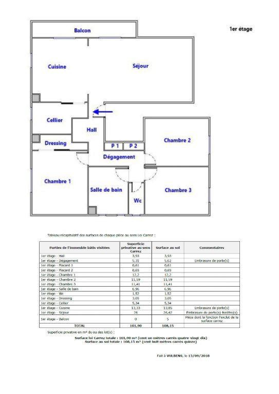 Appartement à vendre 4 100m2 à Vulbens vignette-5