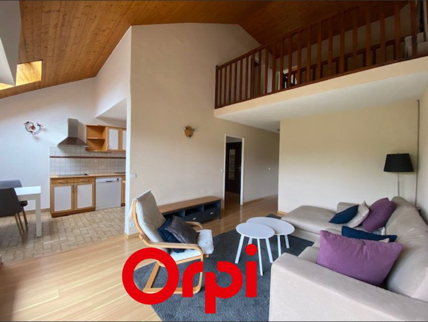 Appartement à vendre 3 75m2 à Feigères vignette-1