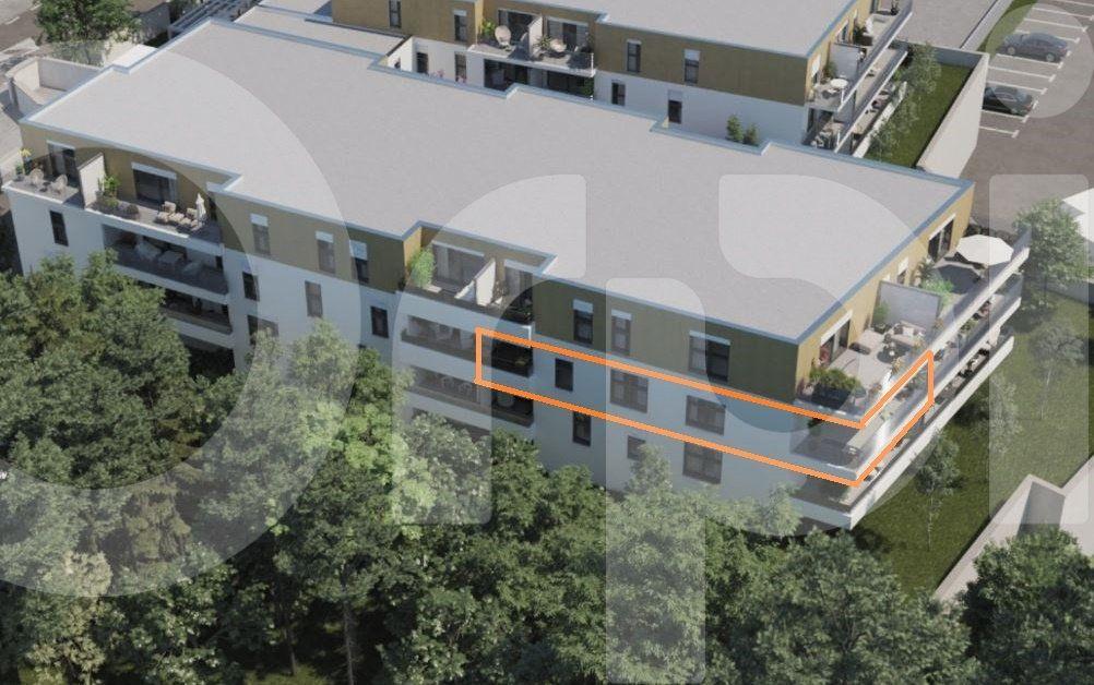 Appartement à vendre 4 83.8m2 à Villeneuve-lès-Avignon vignette-1