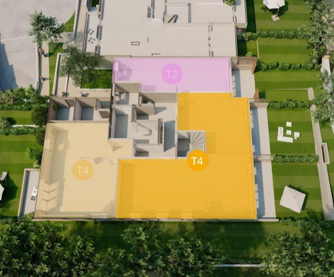 Appartement à vendre 4 100.77m2 à Villeneuve-lès-Avignon vignette-3
