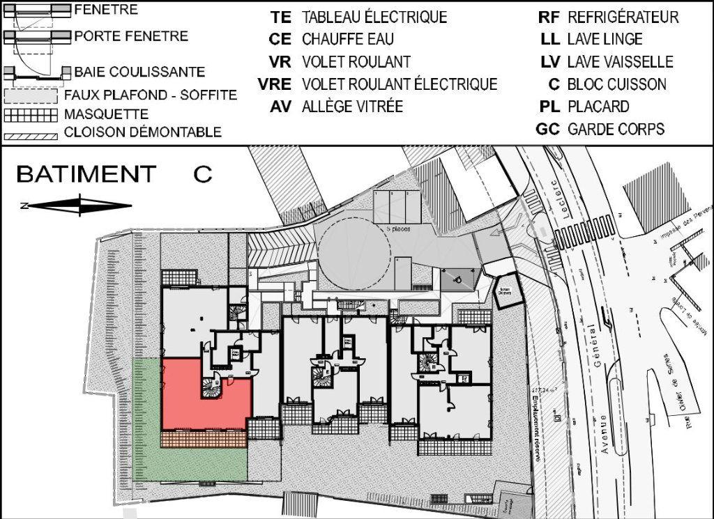Appartement à vendre 4 100.77m2 à Villeneuve-lès-Avignon vignette-4