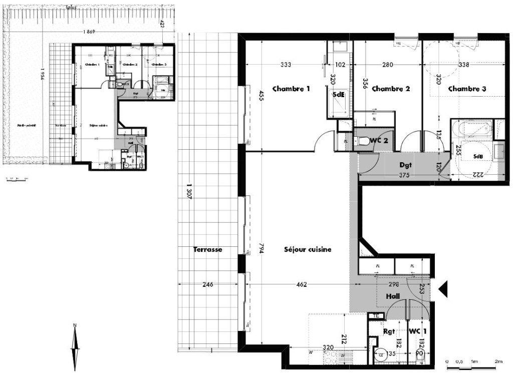 Appartement à vendre 4 100.77m2 à Villeneuve-lès-Avignon vignette-5