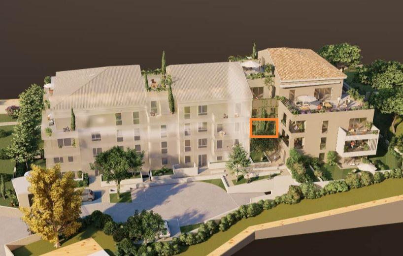 Appartement à vendre 3 64.94m2 à Villeneuve-lès-Avignon vignette-1