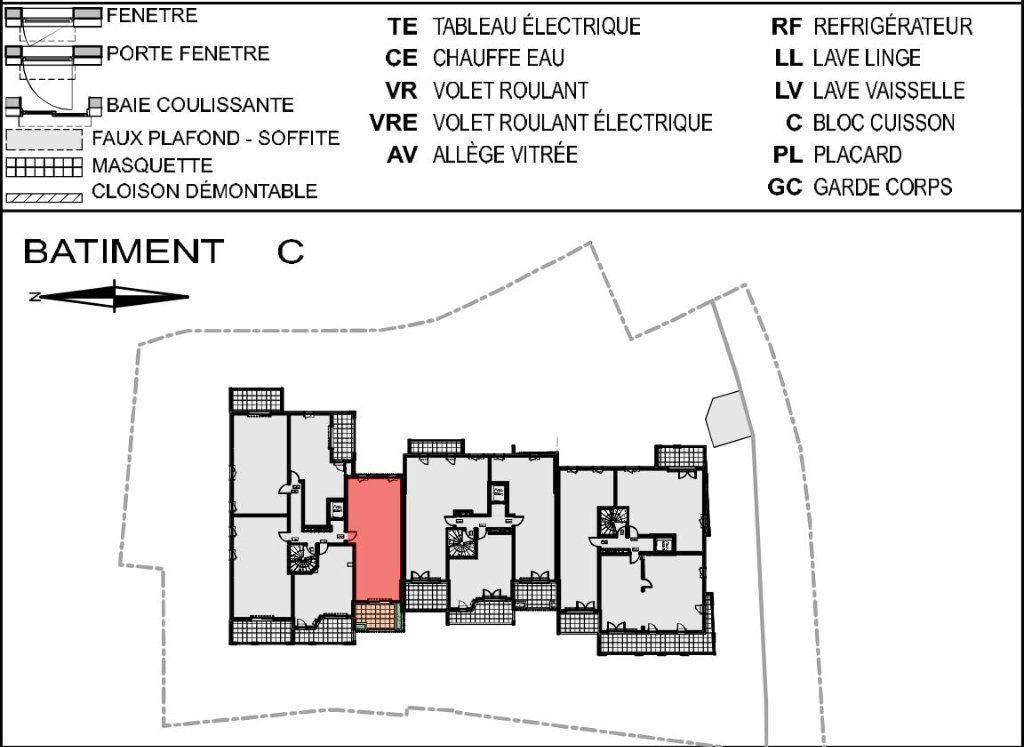 Appartement à vendre 3 64.94m2 à Villeneuve-lès-Avignon vignette-4