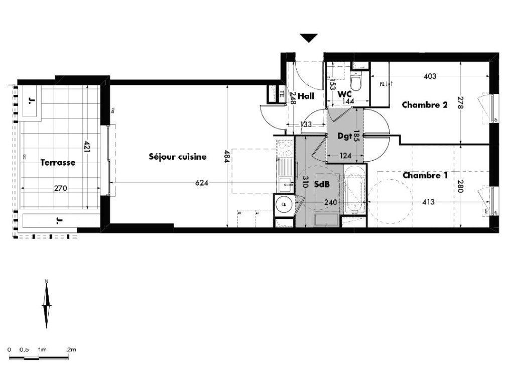 Appartement à vendre 3 64.94m2 à Villeneuve-lès-Avignon vignette-5