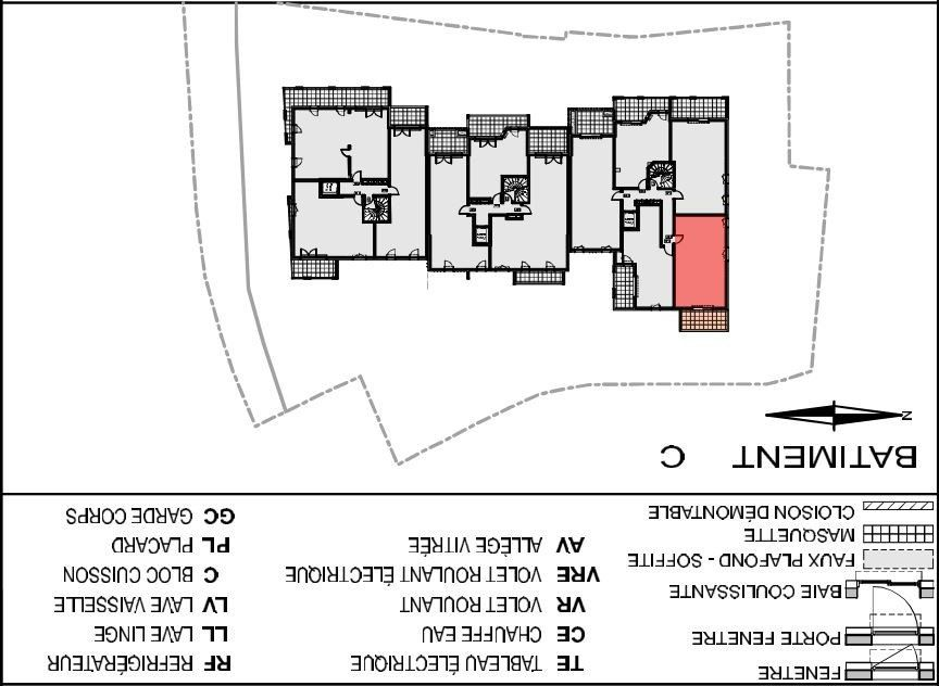 Appartement à vendre 3 58.55m2 à Villeneuve-lès-Avignon vignette-4