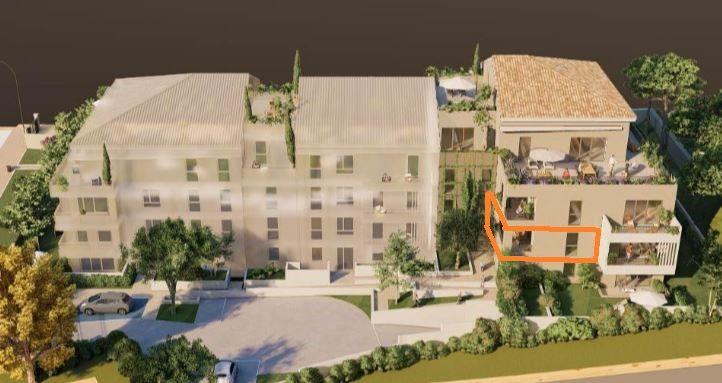 Appartement à vendre 2 46.91m2 à Villeneuve-lès-Avignon vignette-2