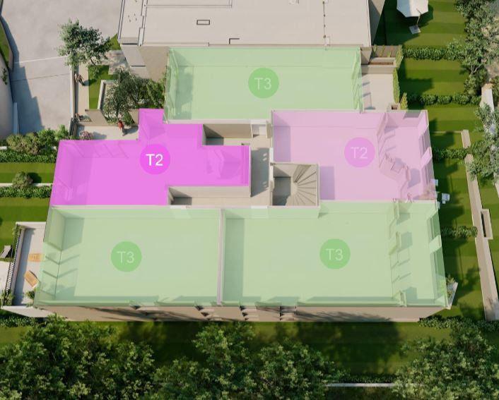 Appartement à vendre 2 46.91m2 à Villeneuve-lès-Avignon vignette-3