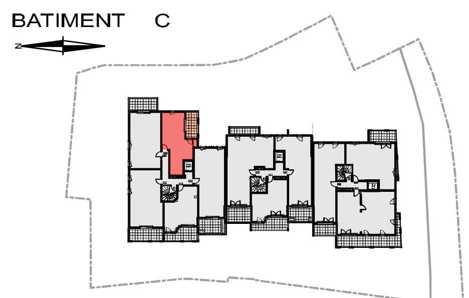Appartement à vendre 2 46.91m2 à Villeneuve-lès-Avignon vignette-4