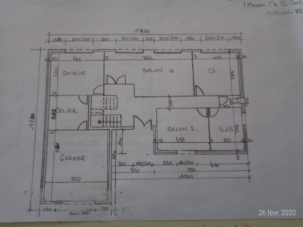 Maison à vendre 7 166m2 à Belley vignette-1