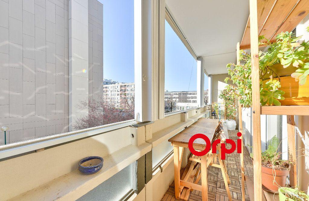 Appartement à vendre 3 70.56m2 à Villeurbanne vignette-1