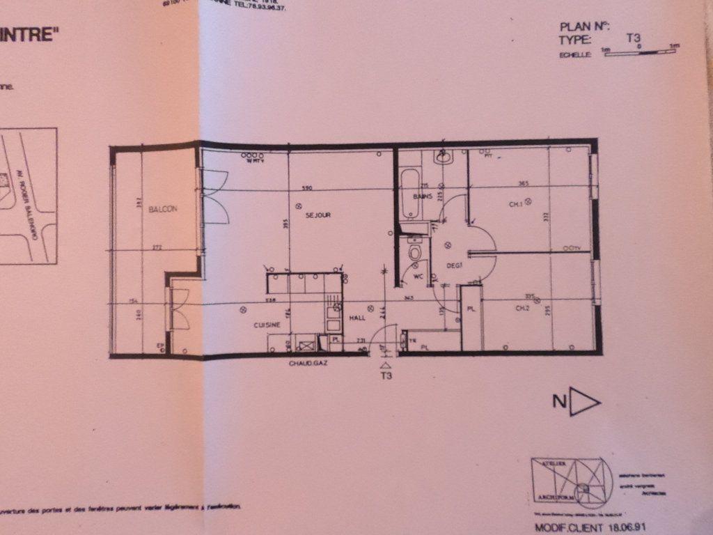 Appartement à vendre 3 75.22m2 à Villeurbanne vignette-10