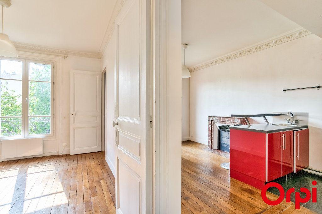 Appartement à vendre 2 32m2 à Paris 15 vignette-1