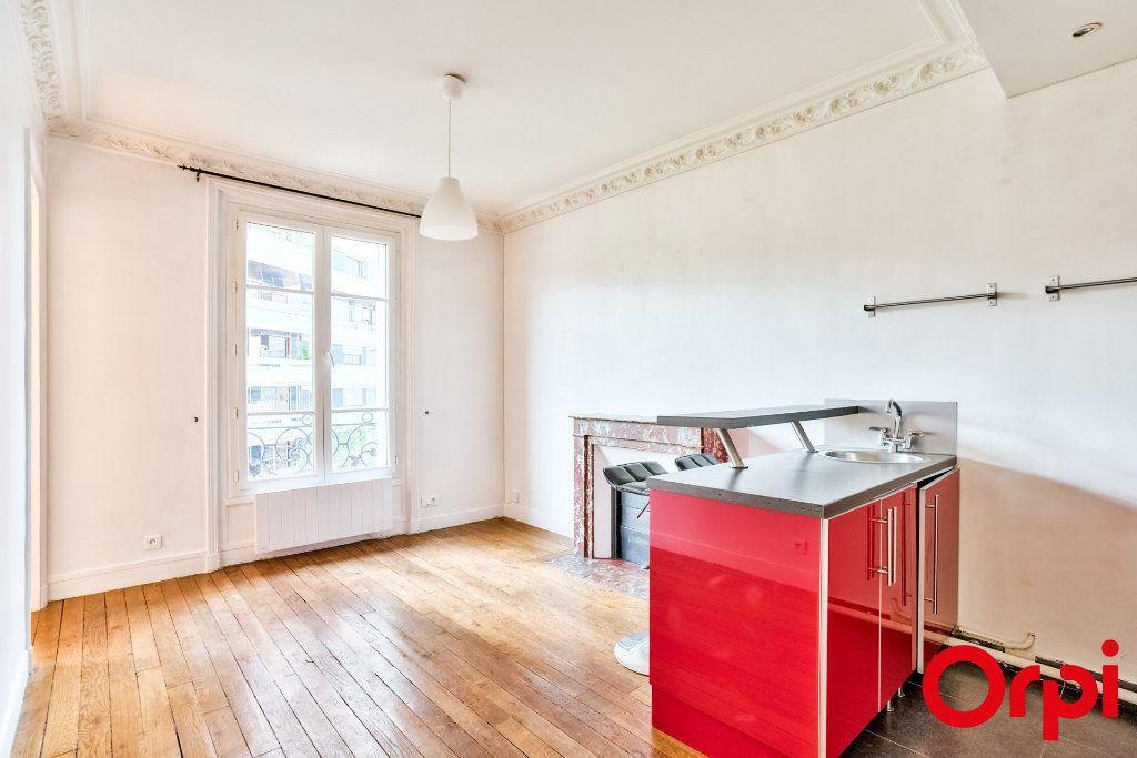 Appartement à vendre 2 32m2 à Paris 15 vignette-2