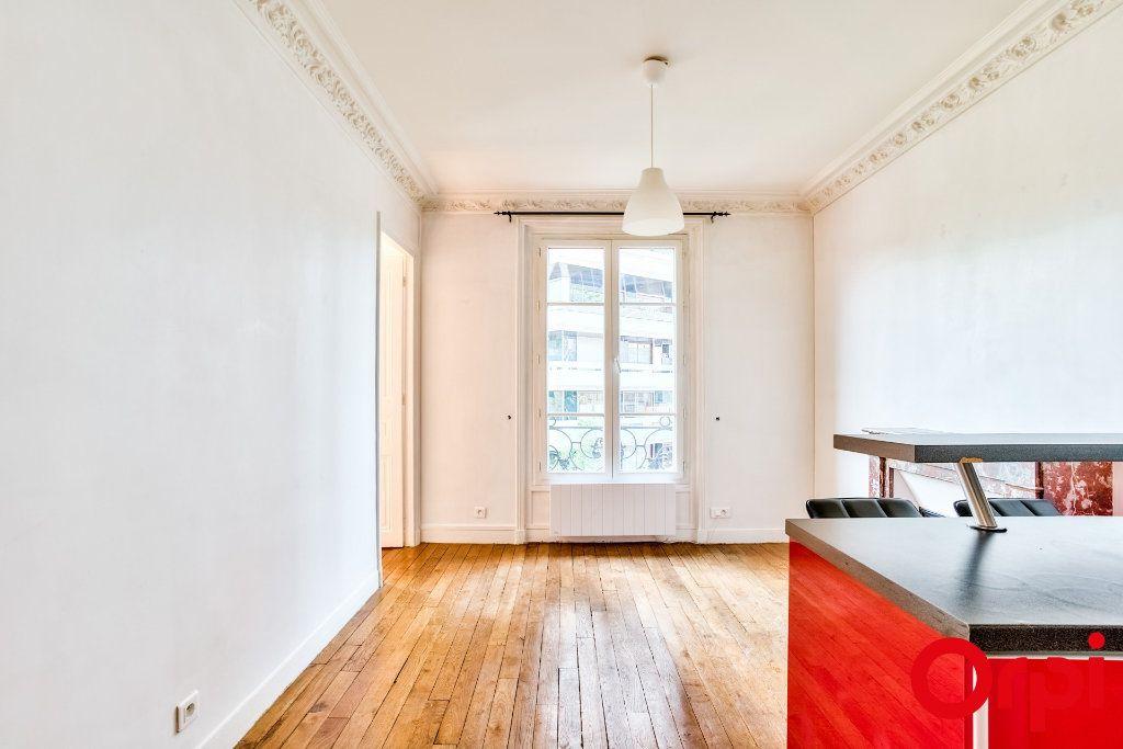 Appartement à vendre 2 32m2 à Paris 15 vignette-3
