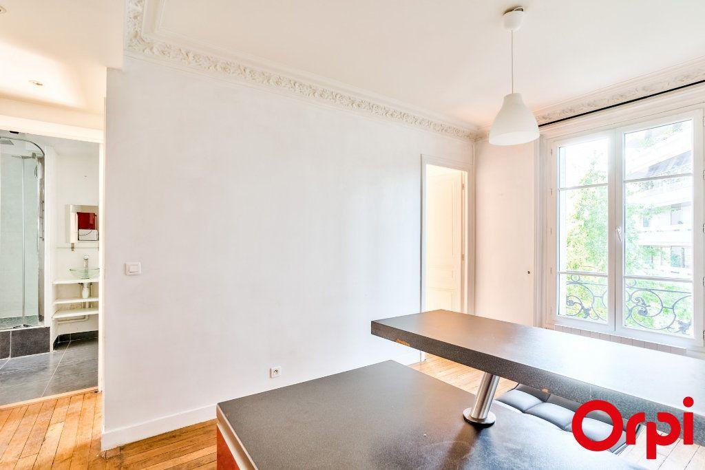 Appartement à vendre 2 32m2 à Paris 15 vignette-4