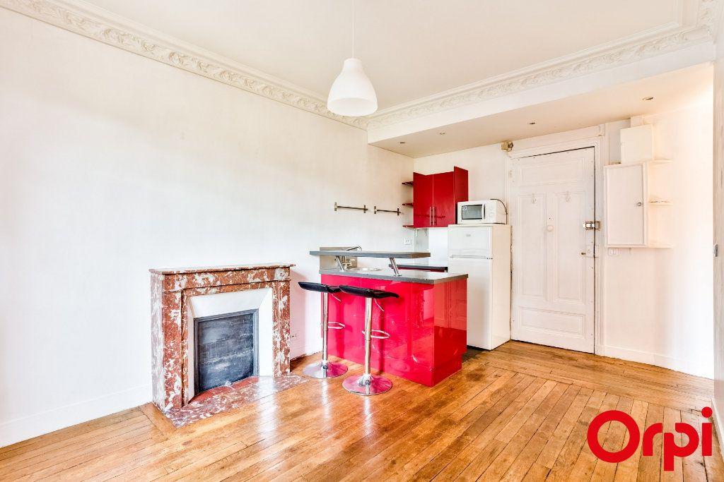 Appartement à vendre 2 32m2 à Paris 15 vignette-5