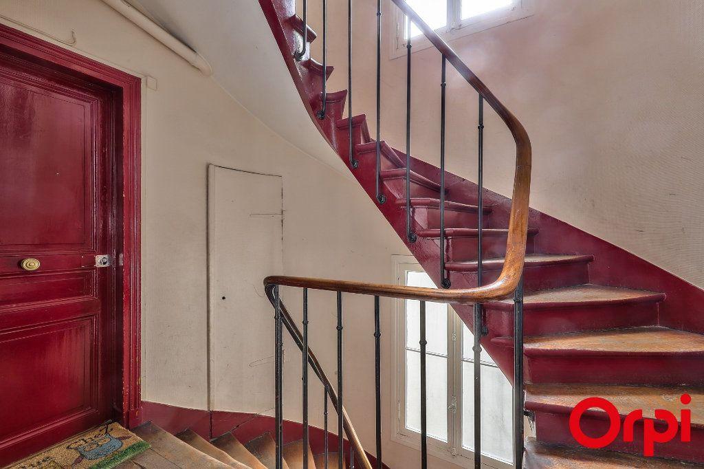 Appartement à vendre 2 37m2 à Paris 18 vignette-7