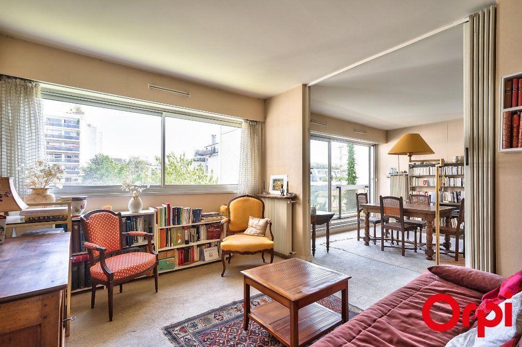Appartement à vendre 3 64.42m2 à Paris 15 vignette-7