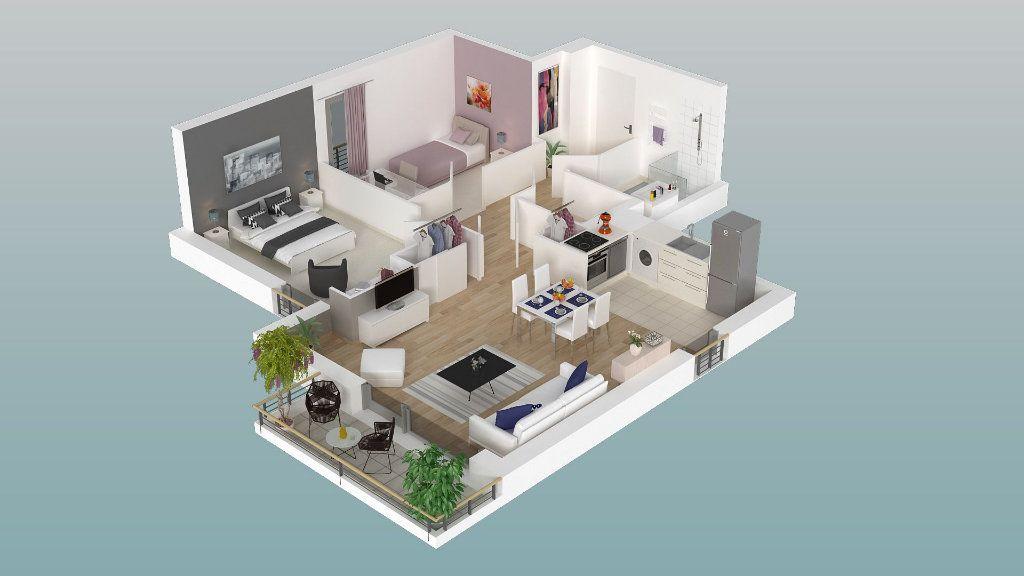 Appartement à vendre 3 64.4m2 à Dieppe vignette-5