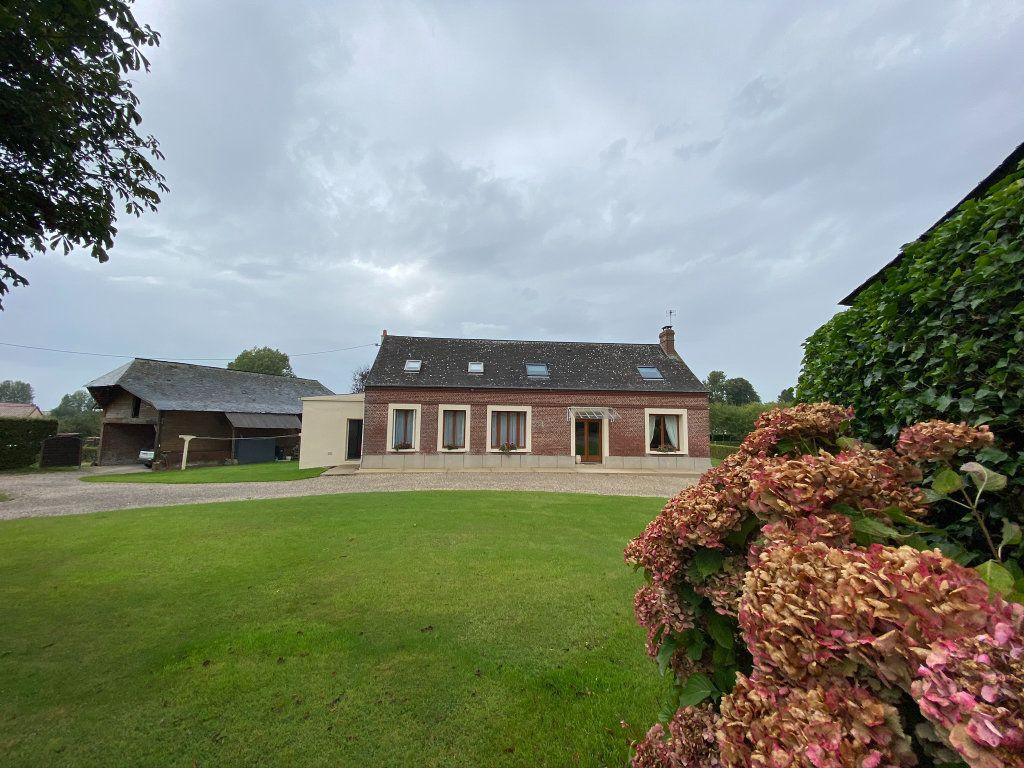 Maison à vendre 7 187m2 à Saint-Quentin-au-Bosc vignette-1