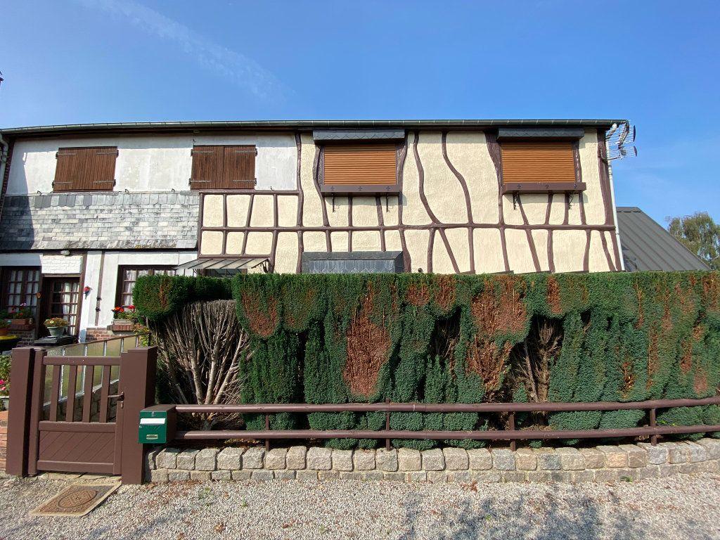 Maison à vendre 3 80m2 à Saint-Nicolas-d'Aliermont vignette-2