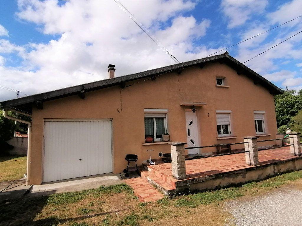 Maison à vendre 5 85m2 à Mirepoix vignette-1