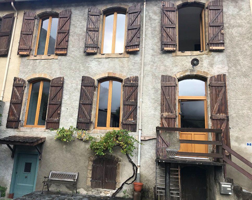 Maison à vendre 4 120m2 à Niaux vignette-1